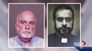 Alberta priest faces charges
