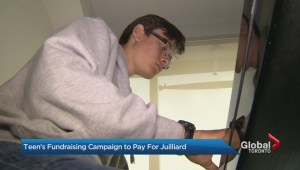 Toronto teen accepted at Juilliard School of Performing Arts