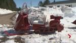 Moncton man devotes life to antique snowmobiles