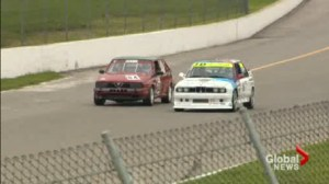 Vintage Racing returns to Clarington
