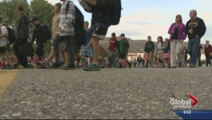 Okanagan kids head back to class
