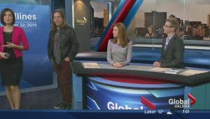 Great Big Sea singer joins weather team