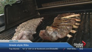 BBQ tips: Greek-style Short Ribs