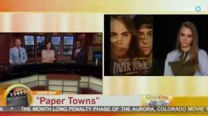 Cara Delevingne blasted by Good Day Sacramento anchors