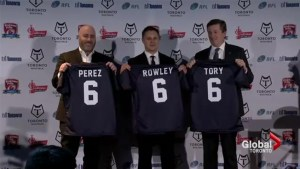 New Toronto rugby team is first trans-Atlantic sports club in the world