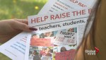 High school student petitions against education cuts