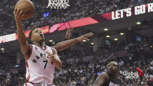 Toronto Raptors hope to make NBA Eastern Conference Finals for 1st time