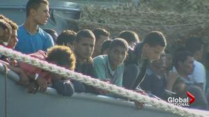 UNHCR slams EU over migrant crisis