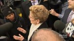 Wynne meets with Black Lives Matters protesters