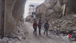 Ceasefire deal in Syria could allow aid in