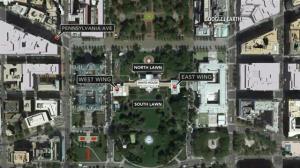 Authorities looking into source of possible drone found on White House lawn