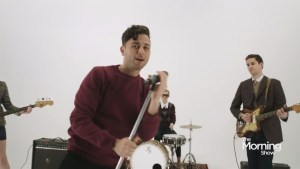Canadian indie rockers Arkells celebrate their new album