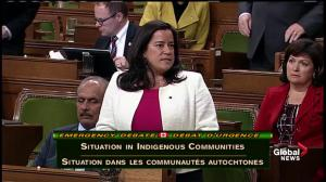 Minister of health talks being an Indigenous person, says she's proud
