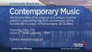 Community Events: Contemporary Music Concert