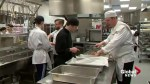 Ernest Manning students serving up tasty dishes as part of culinary arts program
