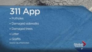 Edmonton's 311 app expanding?
