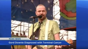 Music news with Dunner: Gord Downie diagnosed with brain cancer