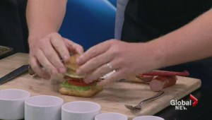 Dirty Apron: Breakfast sandwich