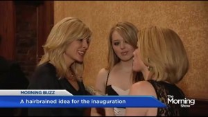 Report: Marla Maples & Tiffany Trump wants free hair and makeup for Inauguration