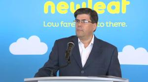 NewLeaf airline focused on offering non-stop service in markets that do not have that option