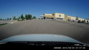 Dashcam captures dealership employee take customer's car for joyride over several days