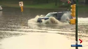 Residents in Saskatoon frustrated by ongoing storm flooding
