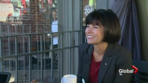 Coffee with a candidate: Moncton's Ginette Petitpas Taylor