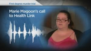 Raw: Marie Magoon calls Health Link