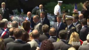 French PM booed as Nice mourns attack victims