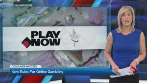 New rules for online gambling
