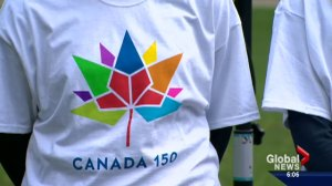Celebrating Canada's 150 years