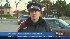 OPP provide an update on Operation Shield
