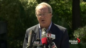 Former mayor Doug McCallum enters Surrey mayoral race