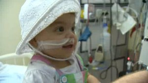 Ontario family pleads for liver donor to save infant daughter