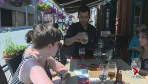 Wine-on-tap arrives in Halifax