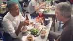 Obama dines with chef Anthony Bourdain in Vietnam, shows off chopstick skills