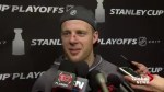 'It's definitely not easy to sleep after a game like that': Kris Versteeg on game three