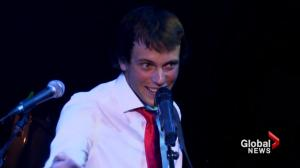 Generous Calgary Stampede talent search winner donates prize