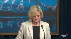 Rachel Notely to Stephen Harper: Alberta voted NDP 'whether you like it or not'