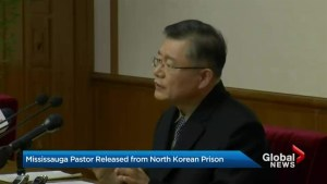 'Hallelujah': Parishioners react after Pastor Hyeon Soo Lim's released by North Korea