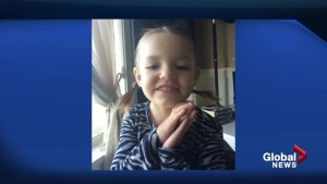 'I looked to make sure it was safe': Calgary mom of 4-year-old killed by truck replays tragedy