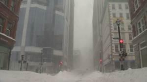 Biggest storm of season hits Halifax