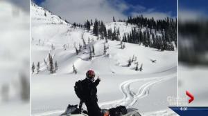 Avalanche victims mourned