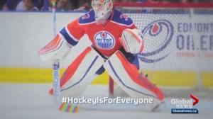 Oilers host You Can Play Night on Feb. 14