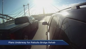 Pattullo Bridge repairs: Will the province ease tolls on Port Mann?