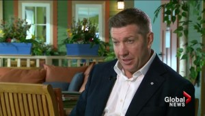 Sheldon Kennedy a crusader for victims of sexual abuse