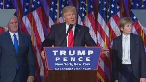 America chooses Trump