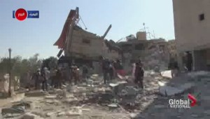 Hospital bombed in Aleppo: Is this what a  peace deal in Syria looks like?