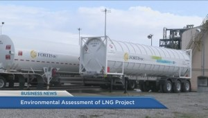 BIV: Telus profits fall; environmental assessment released on Prince Rupert LNG project