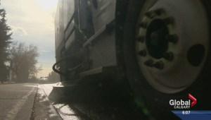 Lack of snow means quick fix for Calgary Potholes